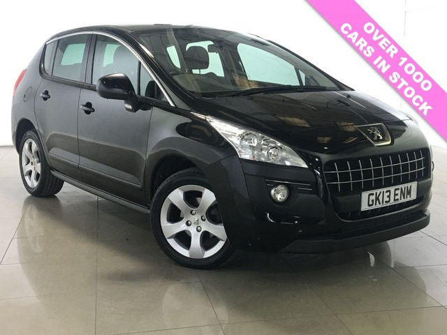 View our 2013 13 PEUGEOT 3008 1.6 E-HDI ACTIVE 5d AUTO 115 BHP