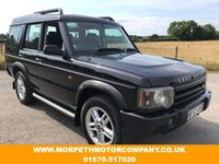 2003 LAND ROVER DISCOVERY 2.5 TD5 XS 5d 136 BHP £3995.00
