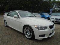 2012 BMW 3 SERIES 3.0 325d M Sport 2dr £9995.00