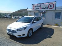 USED 2015 15 FORD FOCUS 1.6 TITANIUM AUTO 124 BHP £52 PER WEEK, NO DEPOSIT - SEE FINANCE LINK