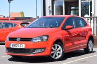 USED 2012 12 VOLKSWAGEN POLO 1.2 MATCH TDI 5d 74 BHP Full VWservice history,cambelt done,2 keys,1 owner.