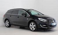 2013 VAUXHALL ASTRA 1.6 SRI 5d AUTO 115 BHP £5993.00