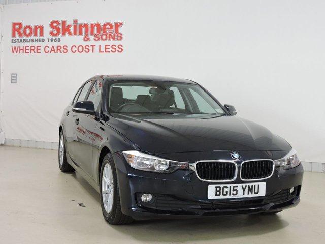 View our 2015 15 BMW 3 SERIES 2.0 320D EFFICIENTDYNAMICS BUSINESS 4d 161 BHP