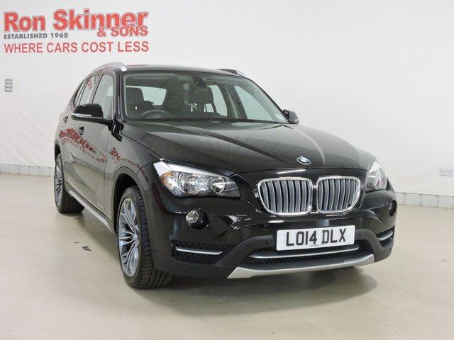View our 2014 14 BMW X1 2.0 XDRIVE18D XLINE 5d AUTO 141 BHP