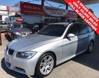 2008 BMW 3 SERIES 2.0 320D M SPORT TOURING 5d 175 BHP, FULL SERVICE HISTORY £6995.00