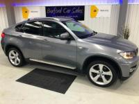 USED 2011 61 BMW X6 3.0 30d xDrive 5dr NAV! 5 SEATS! SURROUND CAM!