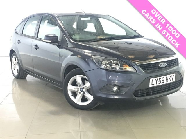 View our 2010 59 FORD FOCUS 1.6 ZETEC 5d 100 BHP
