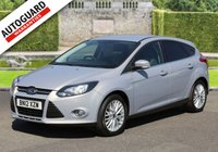 USED 2012 12 FORD FOCUS 1.6 ZETEC 5d 104 BHP Finance from only £30 p/w!