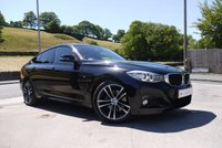 USED 2015 65 BMW 3 SERIES 2.0 320D XDRIVE M SPORT GRAN TURISMO 5d AUTO 188 BHP NAVIGATION -AUTOMATIC-LEATHER