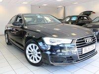 2015 AUDI A6 SALOON 2.0 TDI 190 BHP ULTRA SE AUTO 4d £13285.00