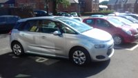 2015 CITROEN C4 PICASSO 1.6 BLUEHDI VTR PLUS EAT6 5d AUTO 118 BHP £9995.00