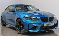 2017 BMW 2 SERIES 3.0 M2 2d AUTO 365 BHP £43990.00