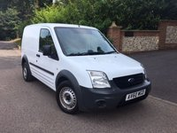 USED 2010 60 FORD TRANSIT CONNECT 1.8 T200 LR 1d 75 BHP PLEASE CALL TO VIEW ***NO VAT***
