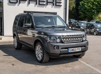 2015 LAND ROVER DISCOVERY 3.0 SDV6 COMMERCIAL SE 1d AUTO 255 BHP £33990.00