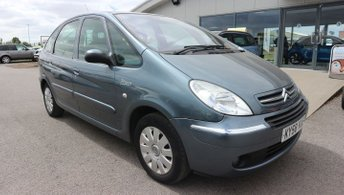 View our CITROEN XSARA PICASSO