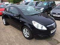 USED 2009 59 VAUXHALL CORSA 1.0 ACTIVE 3d 60 BHP