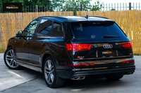 USED 2017 17 AUDI Q7 4.0 SQ7 TDI QUATTRO 5d AUTO 429 BHP Full Leather Head Up Display
