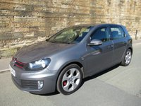 USED 2011 60 VOLKSWAGEN GOLF 2.0 GTi DSG