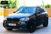 USED 2015 15 BMW X5 3.0 XDRIVE30D M SPORT 5d AUTO 255 BHP 1 Year BMW Warranty
