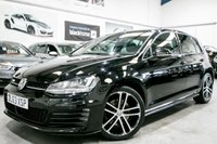 USED 2014 63 VOLKSWAGEN GOLF 2.0 GTD 5d 181 BHP