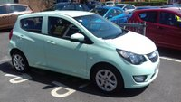 USED 2016 66 VAUXHALL VIVA 1.0 SE AC 5d 74 BHP CHEAP TO RUN, EXCELLENT FUEL ECONOMY, LOW CO2 EMISSIONS, £20 ROAD TAX, AND FULL HISTORY!..WITH VAUXHALL WARRANTY TO 30/092019 AND ONLY 7810 MILES FROM NEW!  GOOD SPECIFICATION WITH AIR CONDITIONING, AUXILLIARY/USB AND MEDIA!