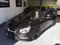 2013 MERCEDES-BENZ SL 3.5 SL350 2d AUTO 306 BHP £29995.00