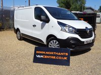 USED 2014 64 RENAULT TRAFIC 1.6 SL29 BUSINESS DCI SWB 5d 115 BHP NO VAT