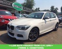 2014 BMW 1 SERIES 3.0 M135I 5d 316 BHP £16989.00
