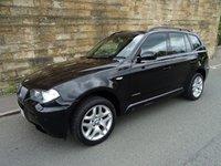 2009 BMW X3 2.5 XDRIVE25I M SPORT 5d 215 BHP £8350.00