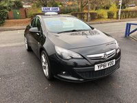 USED 2011 61 VAUXHALL ASTRA 1.6 GTC SRI 3d 177 BHP FINANCE AVAILABLE EVEN IF YOU HAVE POOR CREDIT.