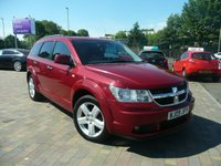 2009 DODGE JOURNEY 2.0 RT CRD 5d AUTO 138 BHP £5299.00
