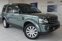 2015 LAND ROVER DISCOVERY 3.0 SDV6 COMMERCIAL XS 1d AUTO 255 BHP £24500.00