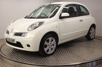USED 2010 10 NISSAN MICRA 1.2 ACENTA 3d 80 BHP