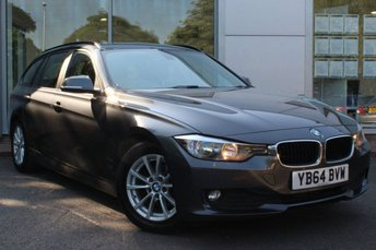 2014 BMW 3 SERIES 2.0 320D EFFICIENTDYNAMICS BUSINESS TOURING 5d 161 BHP £9789.00