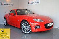 2014 MAZDA MX-5 2.0 I ROADSTER SPORT TECH 2d 158 BHP £11695.00