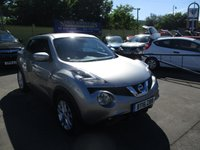 USED 2016 16 NISSAN JUKE 1.5 N-CONNECTA DCI 5d 110 BHP DIRECT FROM NISSAN UK !!