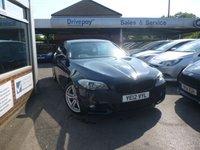 2012 BMW 5 SERIES 3.0 530D M SPORT 4d AUTO 255 BHP £15999.00