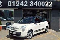 2014 FIAT 500L 1.4 POP STAR 5d 95 BHP £7495.00