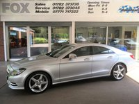 2013 MERCEDES-BENZ CLS CLASS 3.0 CLS350 CDI BLUEEFFICIENCY AMG SPORT 4d AUTO 265 BHP £16975.00