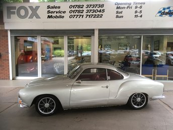 View our VOLKSWAGEN KARMANN GHIA