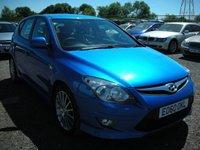 2010 HYUNDAI I30 1.6 CLASSIC CRDI 5d 89 BHP £SOLD