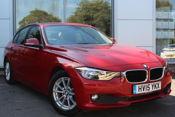 2015 BMW 3 SERIES 2.0 320D EFFICIENTDYNAMICS BUSINESS 4d 161 BHP £12994.00