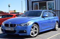 USED 2013 13 BMW 3 SERIES 3.0 330D XDRIVE M SPORT TOURING 5d AUTO 255 BHP STUNNING EXAMPLE