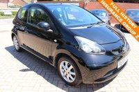 2006 TOYOTA AYGO 1.0 BLACK VVT-I 3d 69 BHP £1895.00