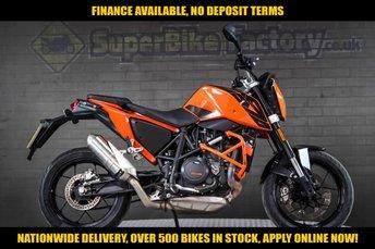 2016 KTM DUKE 690cc 690 DUKE 16  £4491.00