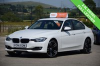USED 2015 15 BMW 3 SERIES 2.0  DIESEL AUTOMATIC *FULL LEATHER* **FULL LEATHER//AUTOMATIC**