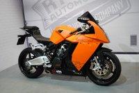 2011 KTM RC8 1190 £6700.00