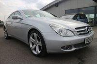 2008 MERCEDES-BENZ CLS CLASS 3.0 CLS320 CDI 4d AUTO 222 BHP £7595.00