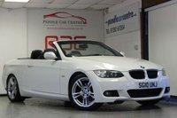 USED 2010 10 BMW 3 SERIES 2.0 320D M SPORT 2d AUTO 175 BHP