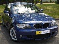 2009 BMW 1 SERIES 2.0 116I M SPORT 5d 121 BHP £6495.00